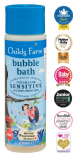 Organic Raspberry Bubble Bath